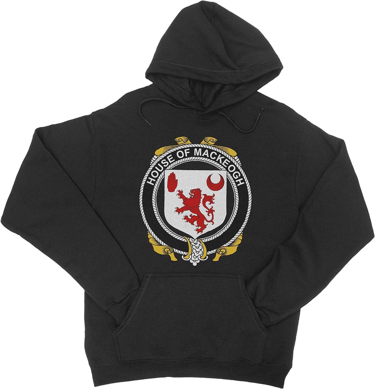 HARD EDGE Fresno Mall DESIGN Unisex Irish Mackeogh online shopping House Heraldry Sweatshirt