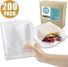 [200 Pack] Plain 7 x 6 x 1