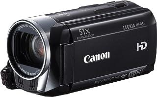 Canon LEGRIA HF R36 Full HD Camcorder (HD CMOS Sensor, 7,6cm (3 Zoll) Touch LCD, 32 fach opt. Zoom, 8GB Flashspeicher + SDXC Kartenslot, WiFi, Intelligent IS) schwarz