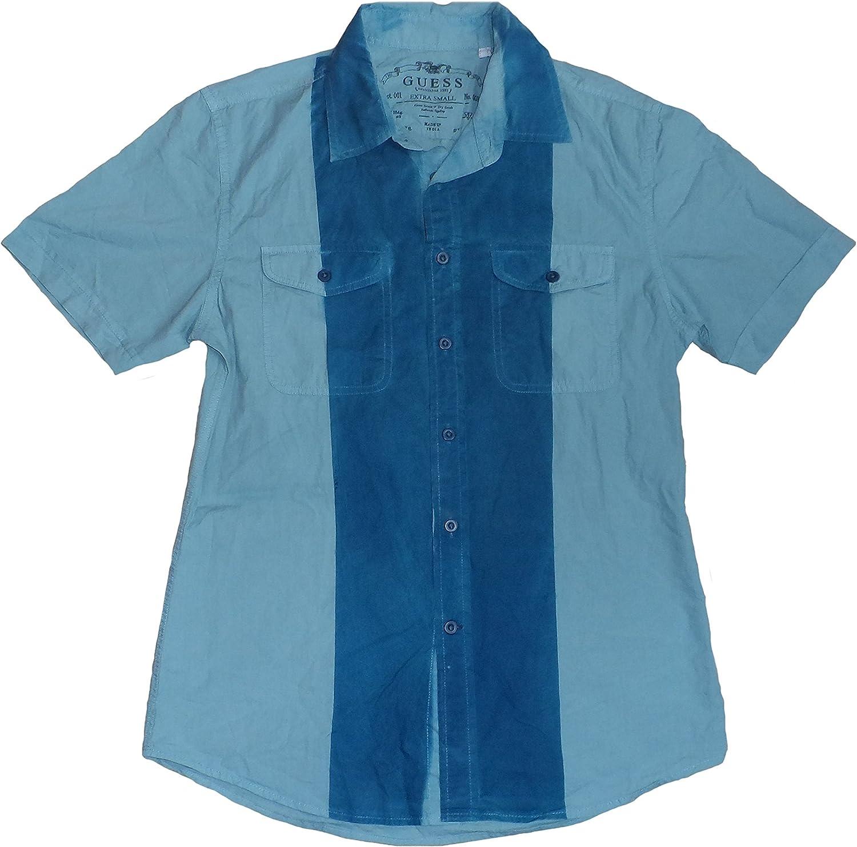 Guess Mens' Button Up Shirt