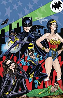 BATMAN 66 MEETS WONDER WOMAN 77 #6 (OF 6)