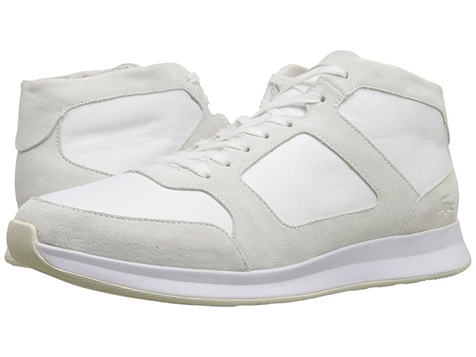 Lacoste Joggeur Mid 316 1 (White) Men