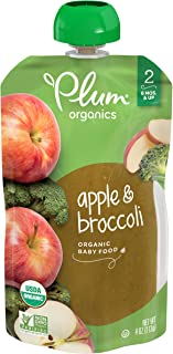 Plum Organics Stage Organic Broccoli