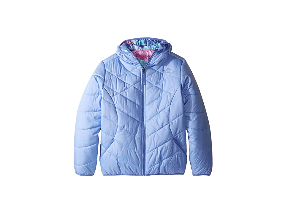 The North Face Kids Reversible Perrito Jacket (Little Kids/Big Kids) (Grapemist Blue (Prior Season)) Girl