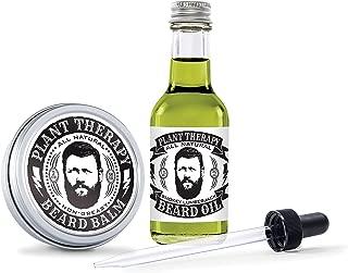Plant Therapy All Natural Beard Set (Smokey Lumberjack)