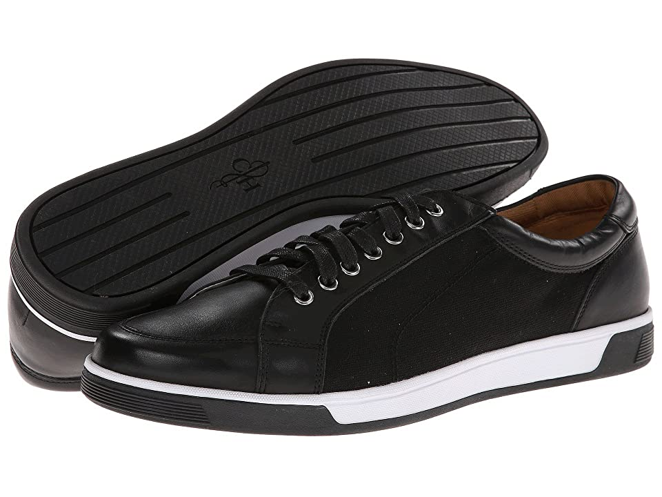 Cole Haan Vartan Sport Ox (Black/Black Canvas) Men