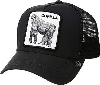 King of The Jungle' Animal Farm Trucker Snap Back Baseball Hat