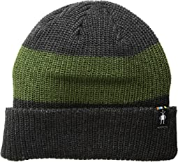 Snow Seeker Ribbed Cuff Hat