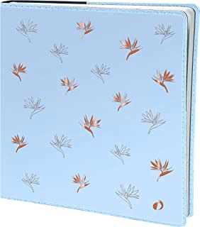 Quo Vadis Sunrise Executive Weekly Diary 16 x 16 cm Exotic Flowers Year 2020