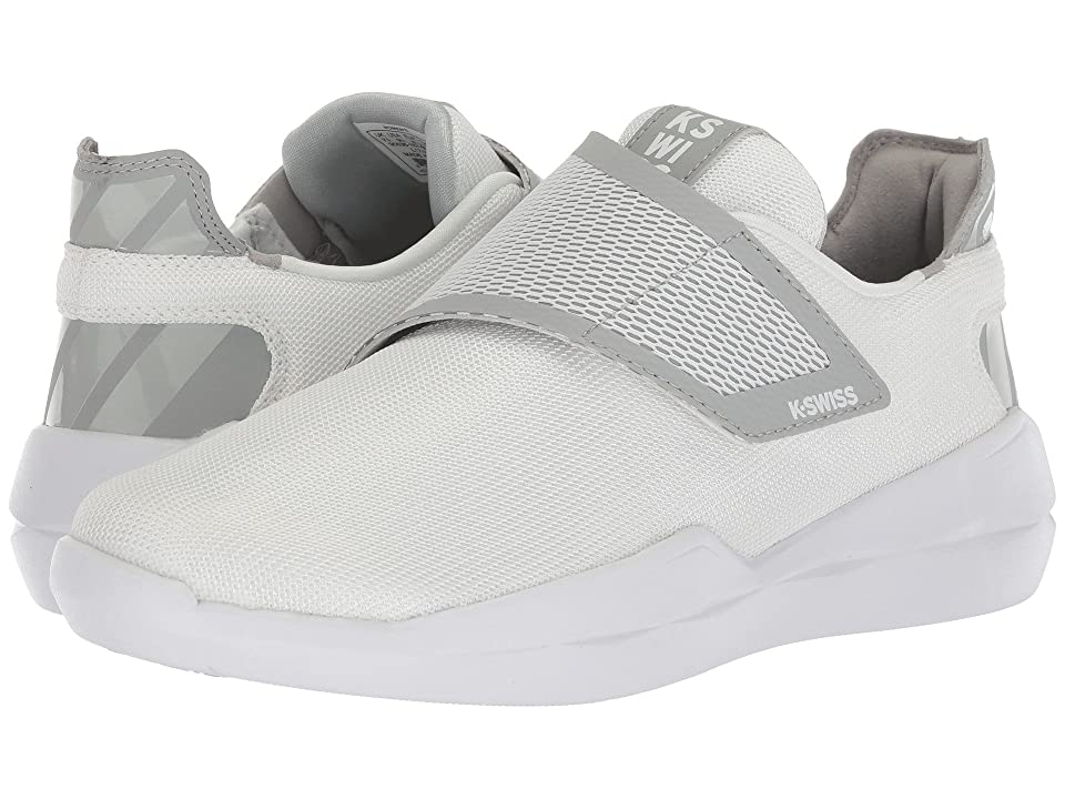 K-Swiss Functional Strap (White/High-Rise) Women