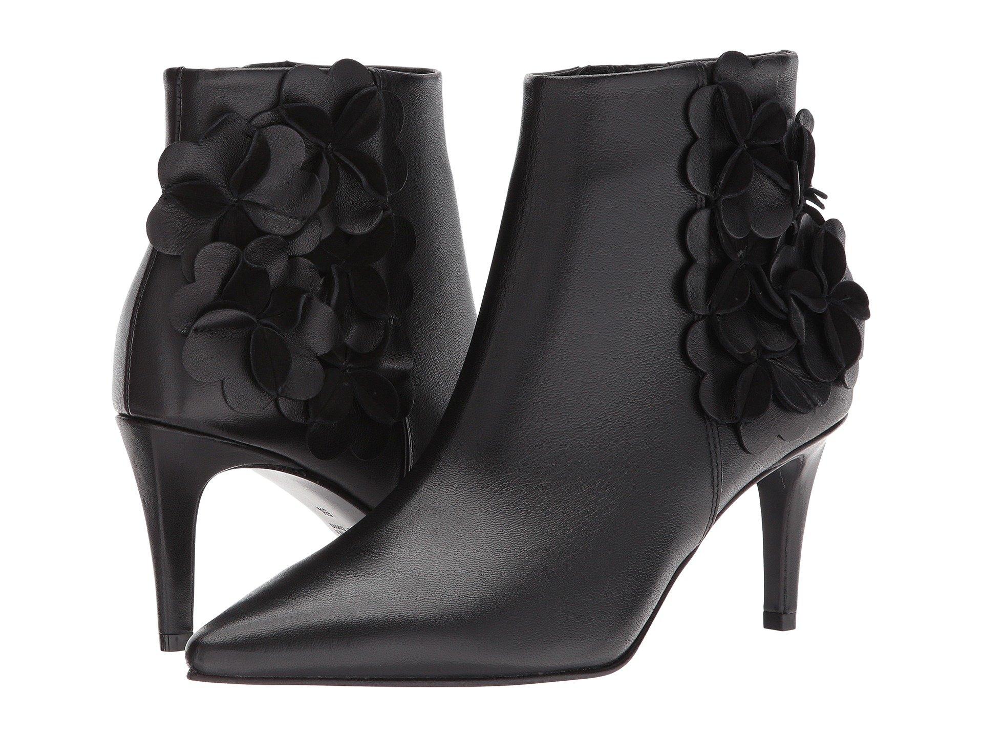 Liz Floral Boot