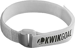 Kwik Goal Net Attachment Straps (Pack of 30), White