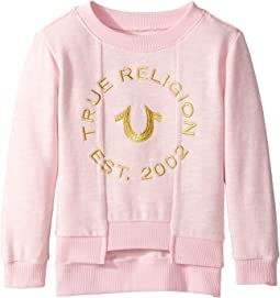 True Religion Kids - Rockstar Sweatshirt (Toddler/Little Kids)