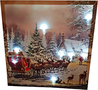Best real santa sleigh pictures Reviews