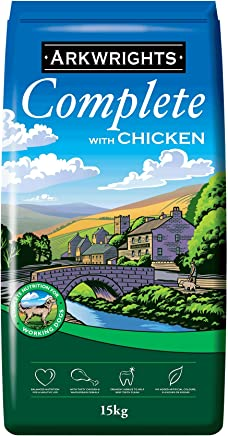 Gilbertson & Page Arkwrights Complete Dry Dog Food Chicken, 15 kg