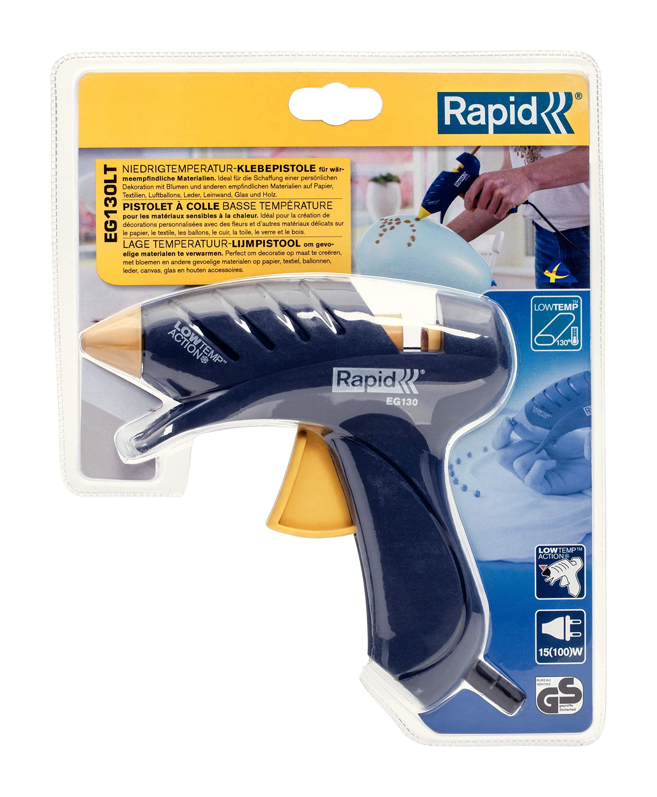 Rapid 5000435 Pistola de cola 15 W Azul Claro