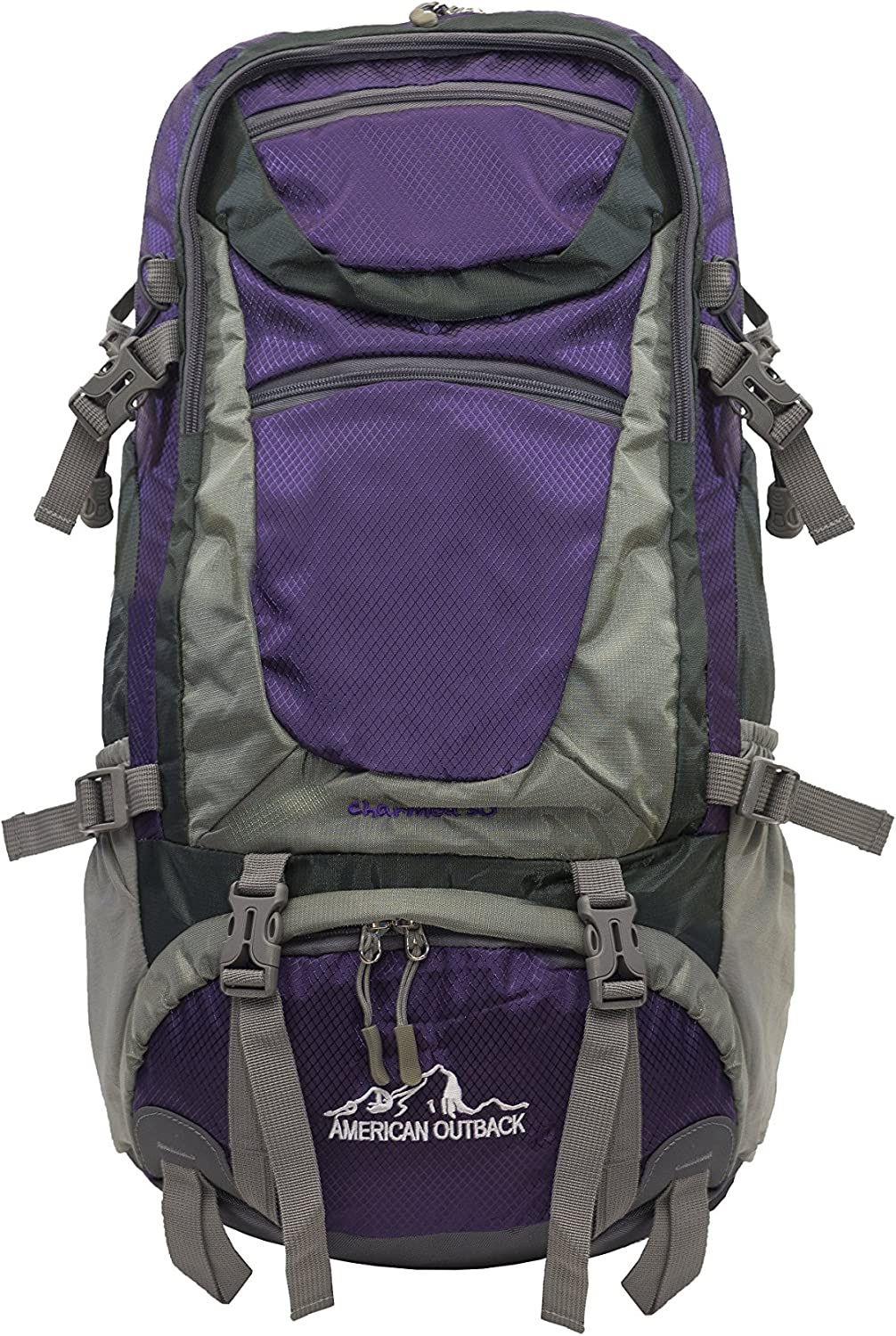 American Outback Fuji Internal Frame Hiking Backpack