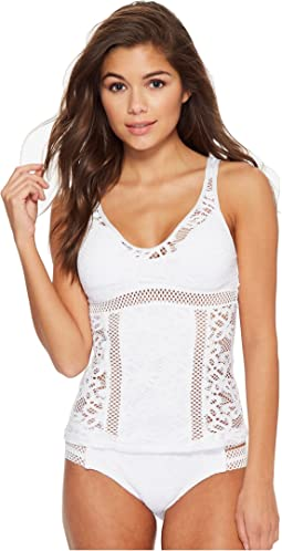 Captured Tankini Top