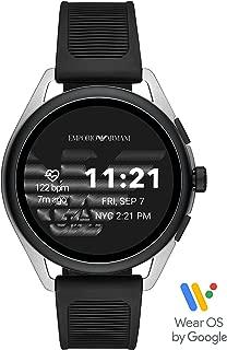 emporio armani smartwatch charger