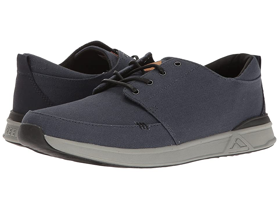 Reef Rover Low (Navy/Grey) Men