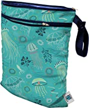 Planet Wise Wet/Dry Bag, Jelly Jubilee, Made in The USA
