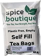 Best self fill tea bags uk Reviews