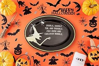 Best ceramic halloween platters Reviews