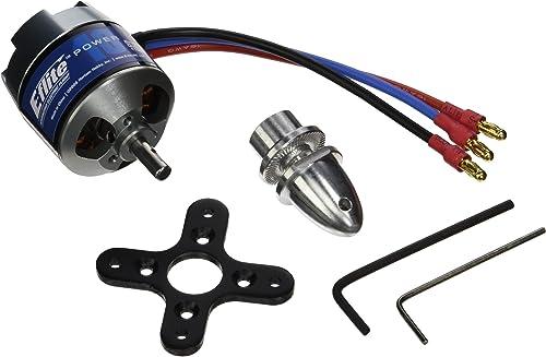 el precio más bajo E-Flite Power 10 Brushless Outrunner Outrunner Outrunner Motor, 1100Kv (EFLM4010A)  tienda de pescado para la venta