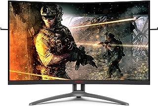 """Monitor Gamer AOC Agon 32"""" Curvo 165Hz 1ms FreeSync AG323FCXE"""