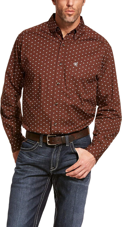 ARIAT Men's Adkison Stretch Shirt