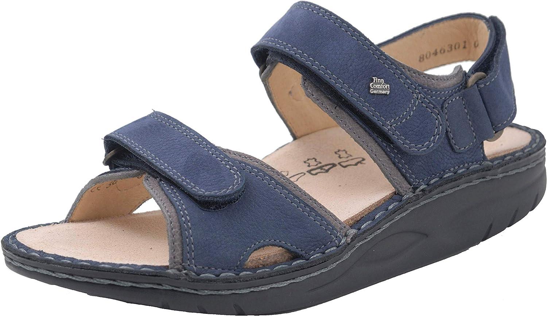 FINNCOMFORT Damen Sandaletten Yuma Yuma 901156 Da. blau 438339