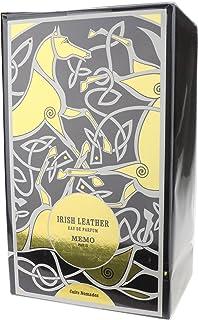 Irish Leather by Memo for Unisex - Eau de Parfum, 75 ml