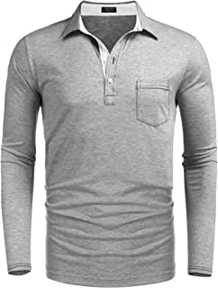 Best stylish polo neck t-shirts Reviews