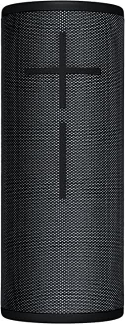 Ultimate Ears BOOM 3 Portable Bluetooth Wireless Speaker (Night Black)