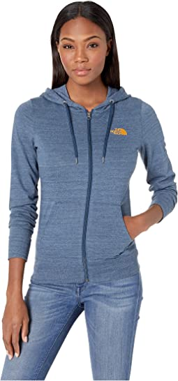 b084f8fc3f Lightweight Tri-Blend Full Zip Hoodie. Like 17. The North Face. Lightweight  ...