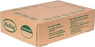 BioBag Compostable Table Kitchen Food Scrap Bags, 13 Gallon, 48 Count