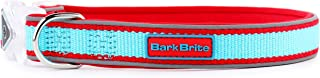 Eco-Friendly Bamboo and Neoprene Dog Collar with Light Up Water Resistant Buckle (3