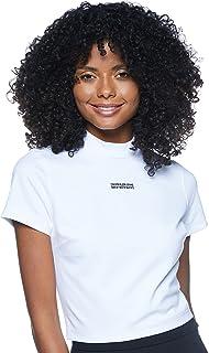 Calvin Klein womens MILANO CENTER INSTITUTIONAL SS T-Shirt