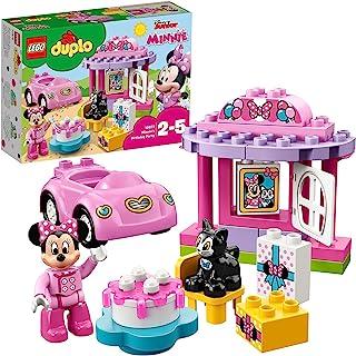 LEGO 10873 DUPLO Disney Mimmis födelsedagskalas, Byggset med Mimmi Pigg, Pedagogisk Leksak för Barn