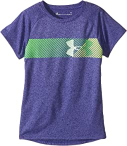 Under Armour Kids - UA Split Logo Short Sleeve Tee (Little Kids)