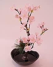 【花雅シリーズ】和風 アレンジ 造花 さくら (意匠登録番号第1535795号)