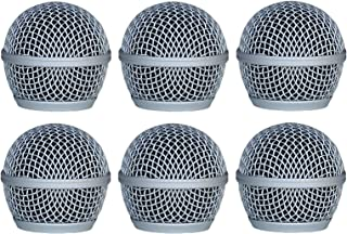 microphone grille material