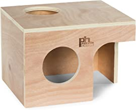 Prevue Pet Products Wood Mouse Hut