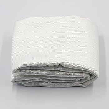 Amazon Com S Fiberglass Heat Fire Resistant Welding Welders Blanket Cover Protective Fabric Home Improvement
