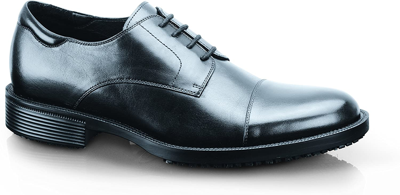 schuhe for Crews 1201-09-46 11 11 11 12 SENATOR Rutschhemmende Schuhe aus Leder für Herren, Größe 46 EU, Schwarz  9ace63