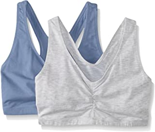 Women's Comfort-Blend Flex Fit Pullover Bra (2-Pack)