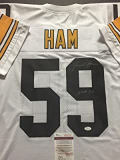 Autographed/Signed Jack Ham