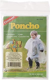 Coghlans for Kids Riutilizzabile Leggero Poncho