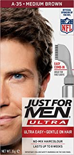 Just For Men AutoStop Ultra Foolproof Haircolour Medium Brown (A35)