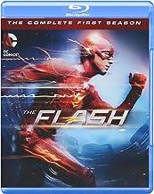The Flash. Season 1 (BD + Figurine) (Amazon Exclusive) [Blu-ray]